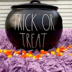 NEW - Rae Dunn - Candy Cauldron - TRICK or TREAT🎃
